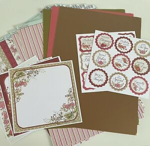Hobby House Autumn Blessings Collection