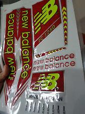 * 3D/in rilievo * ULTIMO MODELLO NEW BALANCE TC1260 Mazza da Cricket Adesivo più economico L @ @ K