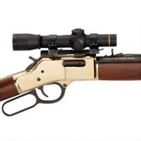 Henry BB-RSMP Black Big Boy Picatinny Rifle Scope Mount