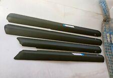 MERCEDES W114 W115 Door Panel Trim Top Covers Set Pine Green Genuine NOS