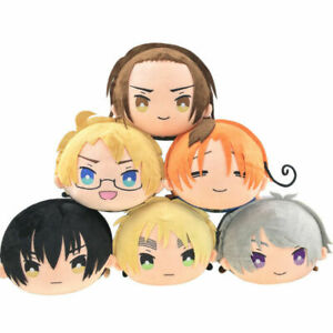 Axis Powers Hetalia Super Cute Plush Doll Toy Hold Pillow Holiday Gift 30CM