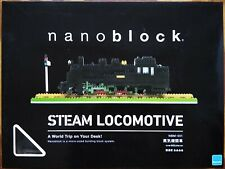 NANOBLOCK Steam Locomotive NBM-001 BNISB