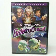 Galaxy Quest (Dvd, 2009, Deluxe Edition) Tim Allen, Sigourney Weaver New