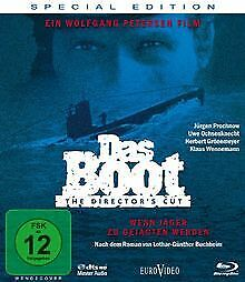 Das Boot [Blu-ray] [Director's Cut] [Special Edition... | DVD | Zustand sehr gut