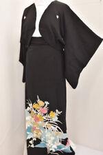 Silk Craft Floral Kimono