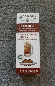 Watkins Root Beer Concentrate 2 fl. oz