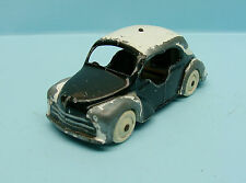 CB07/14.17 CIJ / FRANCE / RENAULT 4 CV POLICE VOITURE PIE 1/43