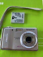 Fuji Finepix F470 Digital Camera