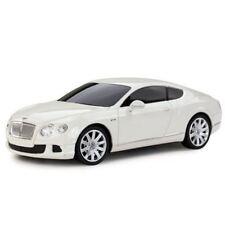 Rastar 1:24 Blanc Bentley Continental GT Vitesse Télécommande Voiture