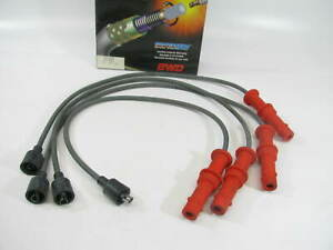 BWD CH7493 Ignition Spark Plug Wire Set For 1990-1994 Subaru 2.2L-H4