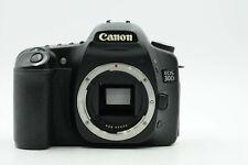 Canon EOS 30D 8.2MP Digital SLR Camera Body #352
