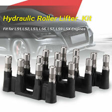Performance Hydraulic Roller Lifter Kit &4 Trays for 12499225 HL124 LS7 LS2 16GM