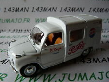 Voiture 1/43 solido (Made in France) SIATA seat Formichetta 1961 PEPSI Cola