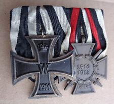 Prusia SPAnge cruz de Honor + cruz cruz 2. clase 14 18 III