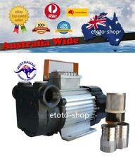 1100W 240V Heavy Duty Bio Diesel Fuel Transfer Pump 150L/min