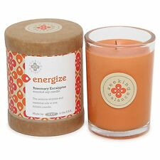 Root Candles Seeking Balance 6.5oz Rosemary Eucalyptus Energize