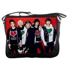 BigBang G-Dragon KPOP Messenger Bag Textbook Notebook Laptops School Big Bang