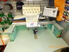 Tajima TMEX-C1201, 12 Needle, Single Head Embroidery Machine