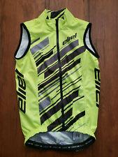 Eliel Women's X-Small Cycling Vest Palomar Neon Yellow Black Sleeveless XS Bike