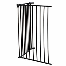 Fireplace Fence Metal Guard Screen Hearth Gate for Stove Baby Pet Dog Cat Safety