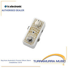 TC Electronic Spark Booster Mini Guitar Effects FX Pedal