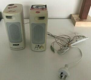 Old Computer Speakers