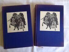 Les Trois Mousquetaires D'Alexandre Dumas En 2 Tomes Reliés