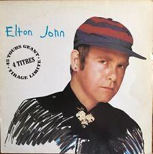 """Elton John - Dear God - Vinyl 12"""" Maxi 45T"""