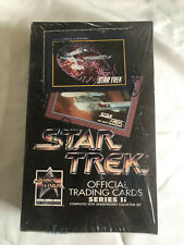 Impel Star Trek 25 Anniversary Trading Cards 1991 Series 2 New Sealed Box