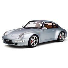 Porsche 911 993 Carrera 4S Polar Silver 1/12 - GT190 GT SPIRIT