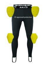 Mens/Ladies Leggings made with Kevlar Motorbike MotorCycle Pants Leggings Raxid