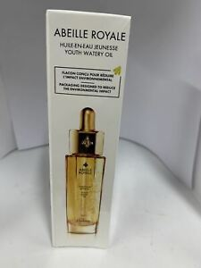 Guerlain Abeille Royale Youth Watery Oil 1.6oz, 50ml Skincare Serum 17DEC20