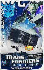 TRANSFORMERS PRIME Collection__VEHICON figure_First Edition_Deluxe Class_New_MIP