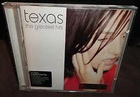 TEXAS The Greatest Hits (CD, 2000)