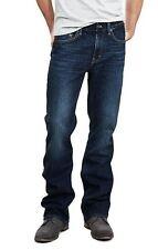 Banana Republic Mens Boot Cut Jeans - Dark Indigo - 44x34 - NWT