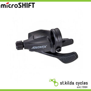 Microshift Advent X Shifter-Trail Pro-1X10 Speed-Bearings & Lever Pad,Right Side