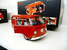 1:18 Schuco VW T2 T2a  Bus rot Limited Edition 500 pieces 450019600  NEW