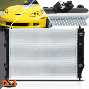 Aluminum OE Factory Style Cooling Radiator for 05-13 Chevy Corvette AT DPI-2714