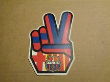 Vintage FC Barcelona 1970's sticker