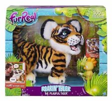 NEW FurReal Friends Roarin' Tyler the Playful Tiger Interactive Pet Plush SEALED