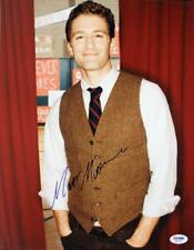 Matthew Morrison Glee Signed Authentic 11X14 Photo Autographed PSA/DNA #M97361