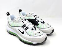 Nike Air Max 98 Phantom Electric Green Sneaker AH6799-115 Women's Size 7.5