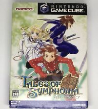 Tales Of Symphonia Nintendo Japanese GameCube Complete **USA SELLER**
