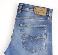 Diesel Herren Larkee-Relaxed Komfort Gerades Bein Jeans Stretch Größe W32 L28