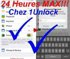 24 Hour !!! ICLOUD REMOVAL FOR ACTIVATED DEVICE IPHONE 4 4S 5 5C 5S 6 6+ 6S PLUS