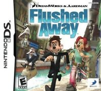 Flushed Away - Nintendo DS Game Complete