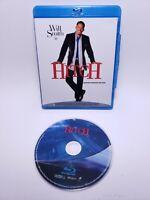 Hitch (Blu-ray Disc, 2006, Bilingual) Will Smith - Free Fast Shipping Canada