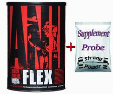 Universal Nutrition Animal Flex 44 Packs Gelenkschutz für Knochen Gelenke +BONUS