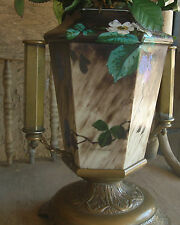 C.1880 BACCARAT VASE CENTERPIECE FLOWER CANDLE HOLDER AUTHENTICATED RARE