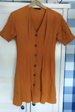 Oranje jurkje  Primark